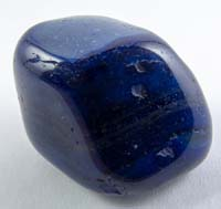 Blue Agate Heated #